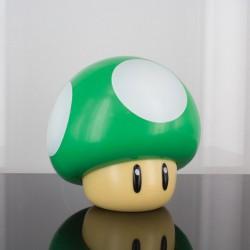 Lampara Super Mario 1 Up Mushroom