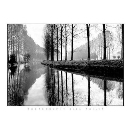Miniposter Canal de Normandia