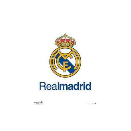 Miniposter Real Madrid Escudo