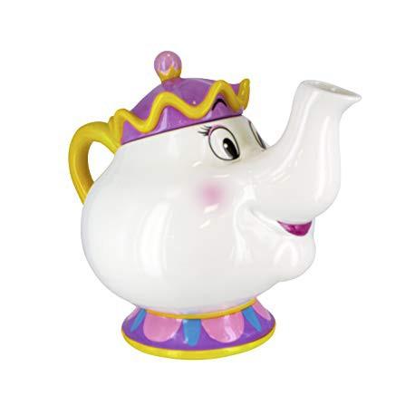 Tetera Disney La Bella Y La Bestia Mrs Potts