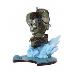 Figura Qfig Oversize Marvel Hulk