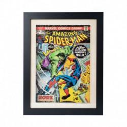 Lámina Enmarcada 30X40 Cm Marvel Comics Spider-Man