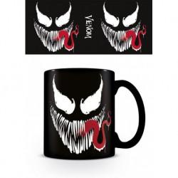 Taza Marvel Venom Face