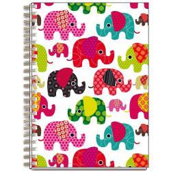 Cuaderno Tapa Dura A4 Elephants