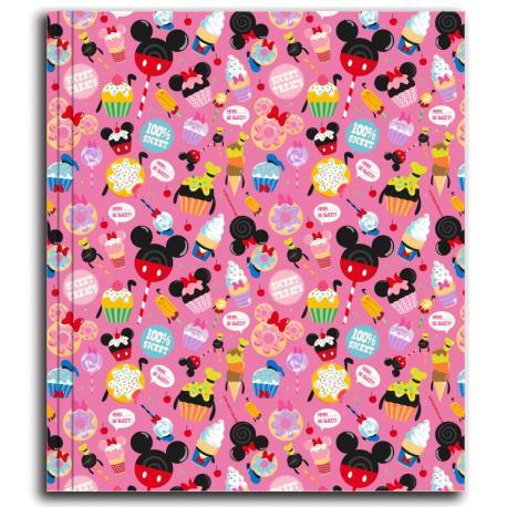 Carpeta Anillas Disney D' Lish
