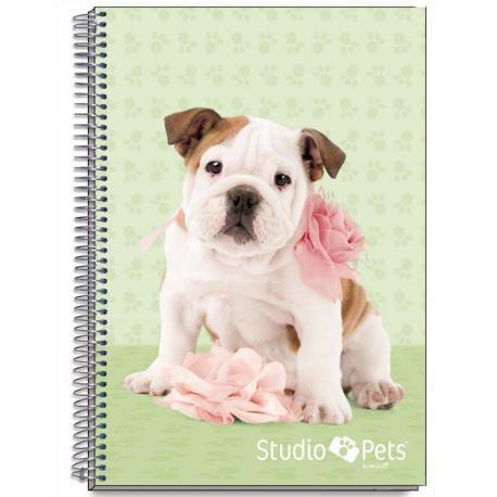 Cuaderno Tapa Dura A4 Myrna Perro