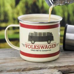 Taza Con Relieve Volkswagen Campervan