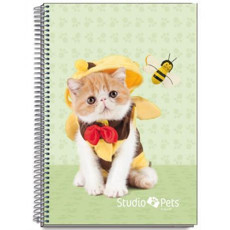Cuaderno Tapa Dura A6 Myrna Gato