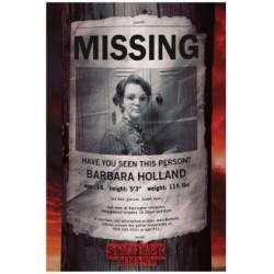 Poster Stranger Things Barb Missing