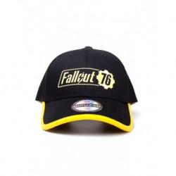 Gorra Fallout 76 Amarilla