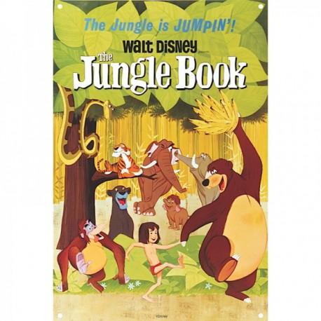 Chapa Metalica Grande Disney El Libro De La Selva