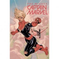 Poster Marvel Capitana Marvel