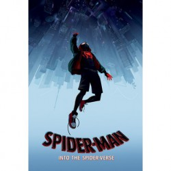 Poster Spider-Man Into The Spider-Verse