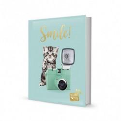 Album Foto Soft 36 Bolsillos 10X15Cm Studio Pets Cat