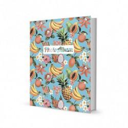 Album Foto Soft 96 Bolsillos 13X20Cm Tropical