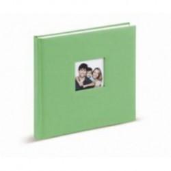 Album Foto Tradicional 24X24Cm 40 Paginas Verde