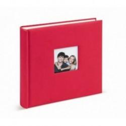 Album Foto Tradicional 29X29Cm 100 Paginas Rojo
