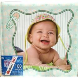 Album Foto Tradicional 29X29Cm 100 Paginas Sweet Baby