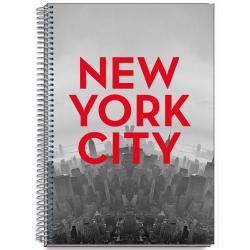 Cuaderno Tapa Dura A6 Cities Nueva York