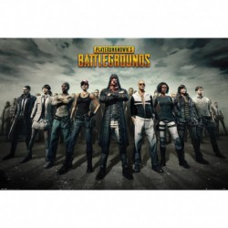 Poster Pubg Group