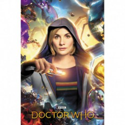 Poster Doctor Who Universe Calling
