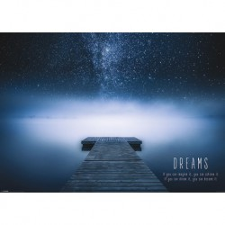 Poster Gigante Dreams