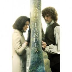 Poster Outlander Divided