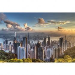Poster Hong Kong Victoria Peak