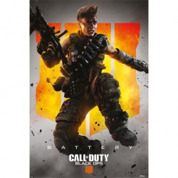 Poster Call Of Duty: Black Ops 4 Battery