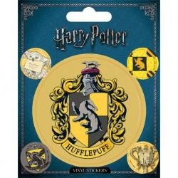 Sticker Vinilo Harry Potter Hufflepuff