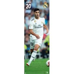 Poster Puerta Real Madrid 2018/2019 Asensio