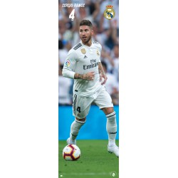 Poster Puerta Real Madrid 2018/2019 Sergio Ramos
