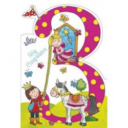 Tarjeta Felicitacion Feliz Cumpleaños 3