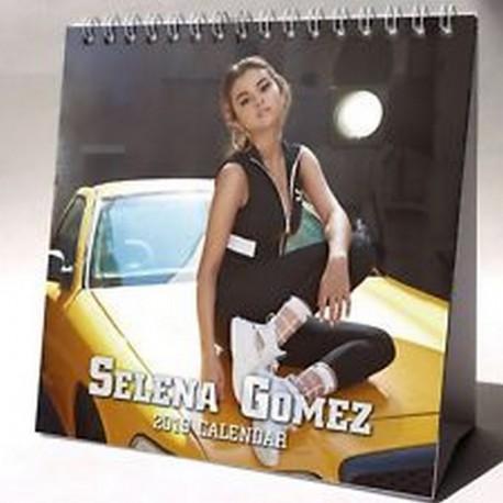 Calendario 2019 A3 Selena Gomez