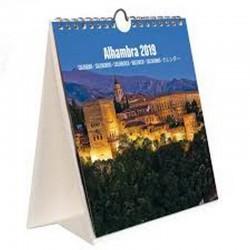 Calendario Turistico Combi 2019 Alhambra