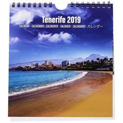 Calendario Turistico Combi 2019 Tenerife