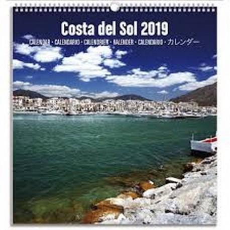 Calendario Turistico Mediano 2019 Costa Del Sol