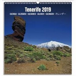 Calendario Turistico Mediano 2019 Tenerife