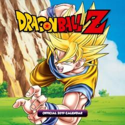 Calendario 2019 30X30 Dragon Ball Z