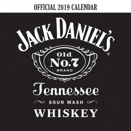 Calendario 30X30 2019 Jack Daniels