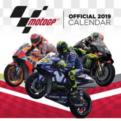 Calendario 30X30 2019 Moto Gp