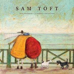 Calendario 30X30 2019 Sam Toft