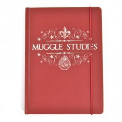 Cuaderno A5 Harry Potter Muggles Studies