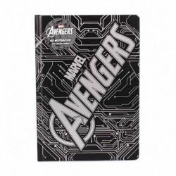Cuaderno A5 Marvel Iron Man