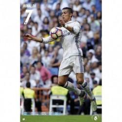 Poster Real Madrid 2016/2017 Ronaldo Accion