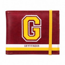Billetera Harry Potter G For Gryffindor