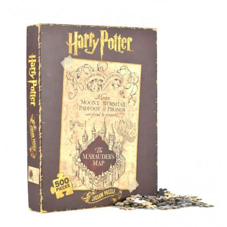 Puzzle 500 Piezas Harry Potter Marauders Map