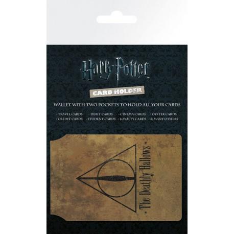 Tarjetero Harry Potter Deathly Hallows