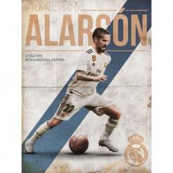 Print 30X40 Cm Real Madrid Isco