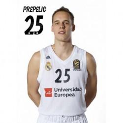 Postal Real Madrid Baloncesto 2018/2019 Prepelic